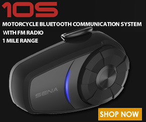 SENA 10S Motorcycle Bluetooth Intercom