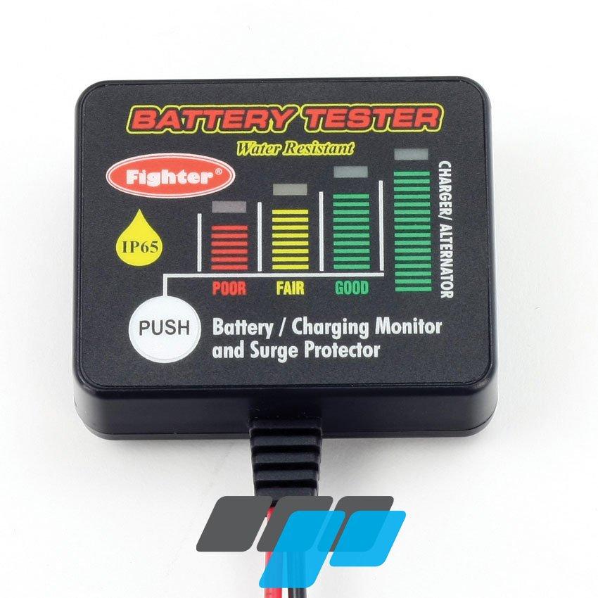 motorcycle battery alternator tester. Black Bedroom Furniture Sets. Home Design Ideas
