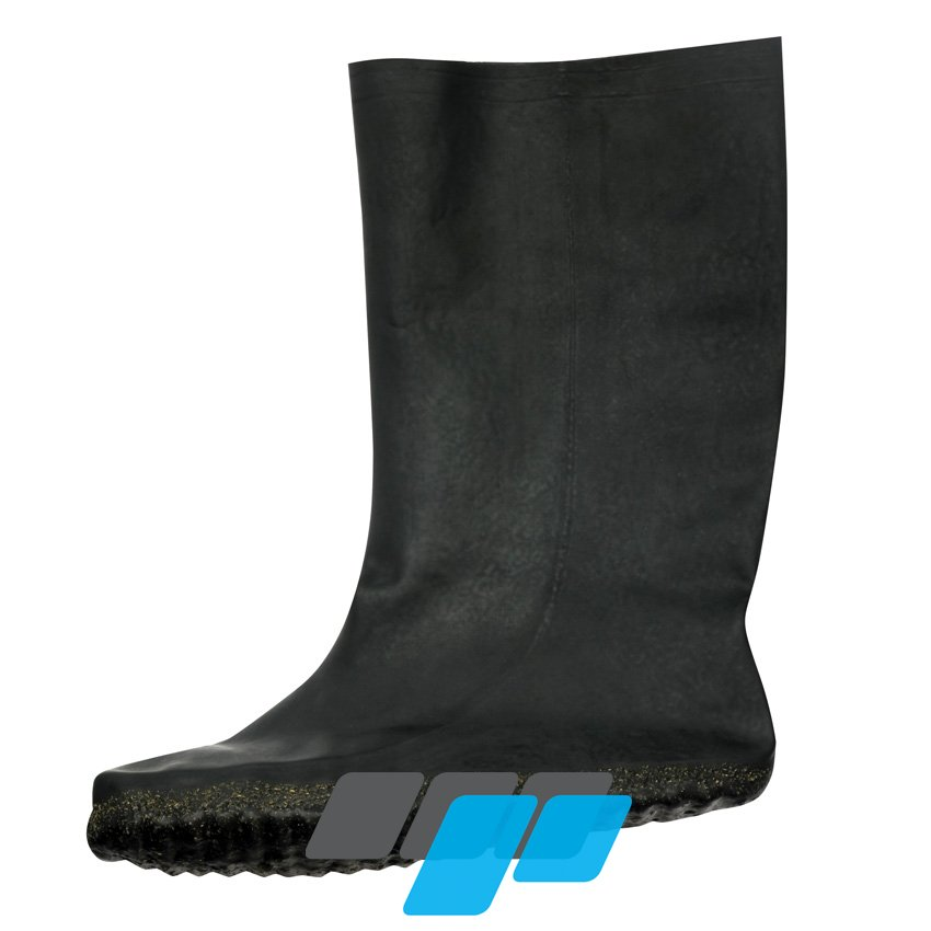 Moulded Rubber Motorcycle Overboots