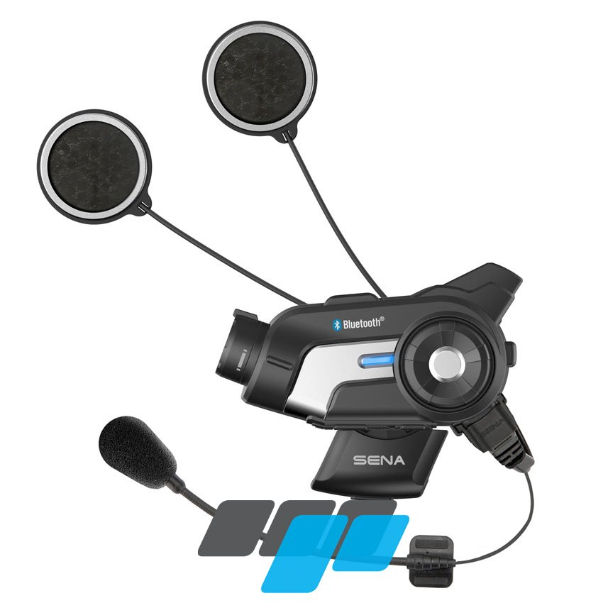 Sena 10C Motorcycle Bluetooth Camera & Communication System
