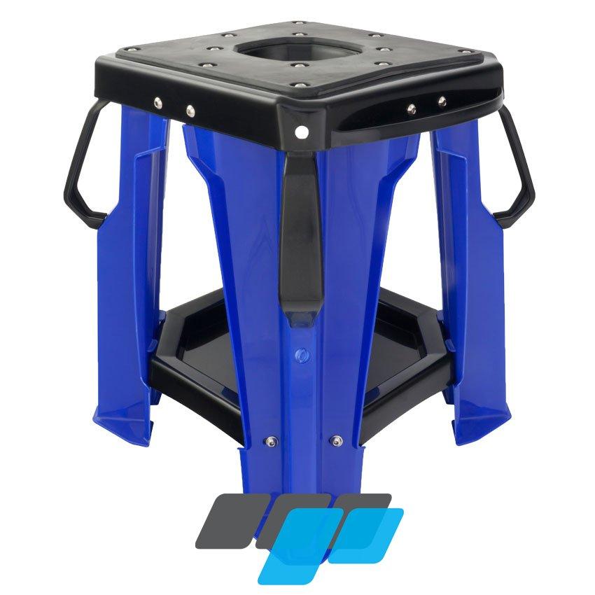 biketek plastic mx stand. Black Bedroom Furniture Sets. Home Design Ideas