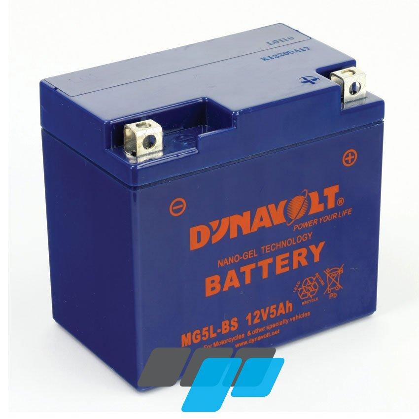 dynavolt mg14 bs gel motorcycle battery. Black Bedroom Furniture Sets. Home Design Ideas