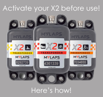 Activate X2 Transponder