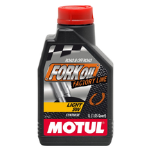 MOTUL Factory Line 5W Motorcycle Fork Oil