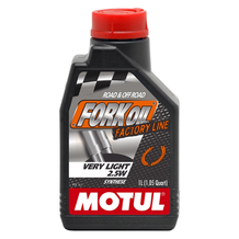 MOTUL Factory Line 2.5W Motorcycle Fork Oil