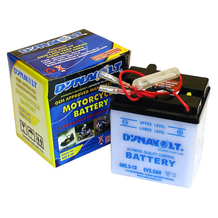 Dynavolt 6N551D Conventional Battery