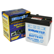 Dynavolt 6N61D2 Conventional Battery