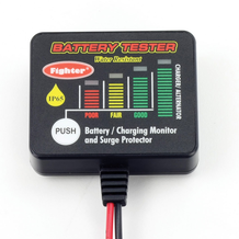 Motorcycle Battery / Alternator Tester