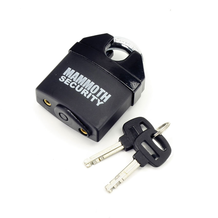 Mammoth Closed Shackle Padlock