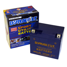 Dynavolt MG5-LBS Gel Motorcycle Battery
