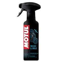 Motul E1 Wash & Wax 400ml aerosol