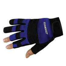 Fingerless Mechanic Gloves