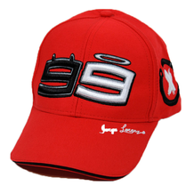 Cap 99 Lorenzo Red One-Size