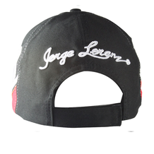 Cap 99 Lorenzo Black One-Size Back