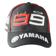 Cap Yamaha Lorenzo Black One-Size