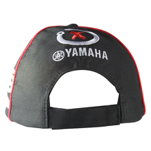 Cap Yamaha Lorenzo Black One-Size Back