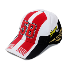 Mens Cap 58 Super Sic White