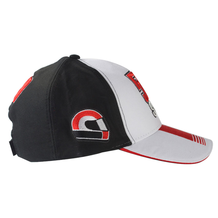 Mens Cap 58 Sic White/Black Side
