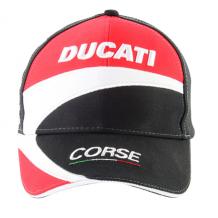 Ducati Racing Cap Black/Red