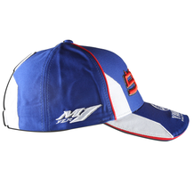 Cap Yamaha Lorenzo White/Blue One-Size Side