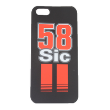 I-Phone Cover 58 Sic Black