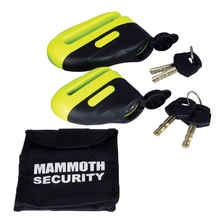 Mammoth Blast Disc Lock 10mm or 6mm Options