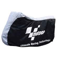 MOTOGP Rain Cover Black & Grey