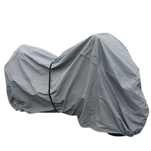 Premium Motorcycle Rain Cover Secured