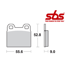 SBS 527 Brake Pad Kit