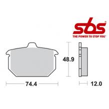 SBS 549 Brake Pad Kit