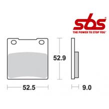 SBS 556 Brake Pad Kit