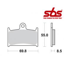 SBS 624 Brake Pad Kit