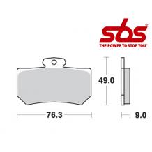 SBS 720 Brake Pad Kit