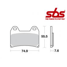 SBS 727 Brake Pad Kit