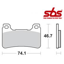 SBS 809 Brake Pad Kit