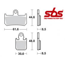 SBS 839 Brake Pad Kit