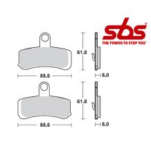 SBS 853 Brake Pad Kit