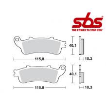 SBS 880 Brake Pad Kit