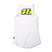 Ladies Vest Rossi 46 White Back