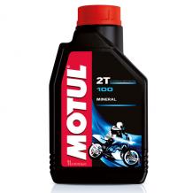 Motul 100 Motomix 2T Mineral Oil
