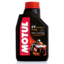 Motul 710 2T Synthetic 2 Stroke Oil