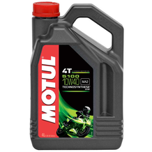 Motul 5100 4T 10W40 Semi Synthetic Oil 4 Litres