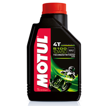 Motul 5100 4T 10W50 Semi Synthetic Oil