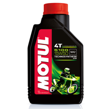 Motul 5100 4T 15W50 Semi Synthetic Oil