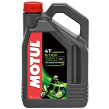 Motul 5100 4T 15W50 Semi Synthetic Oil 4 Litres