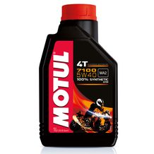 Motul 7100 5W40 4T Synthetic Oil