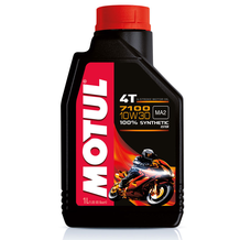 Motul 7100 4T 10W30 Synthetic Oil