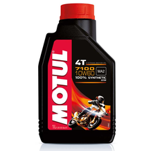 Motul 7100 4T 10W60 Synthetic Oil