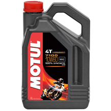 Motul 7100 4T 10W60 Synthetic Oil 4 Litres