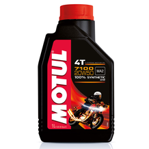 Motul 7100 4T 20W50 Synthetic Oil